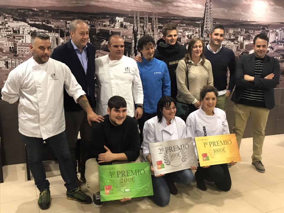 La Picara ganadores concurso croquetas